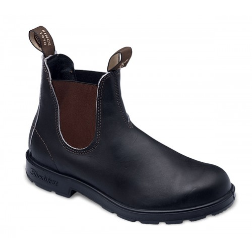 BLUNDSTONE ORIGINAL 500 BROWN BOOTS (BOTAS)