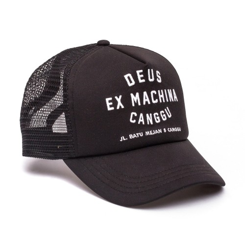 DEUS CANGGU ADDRESS TRUCKER