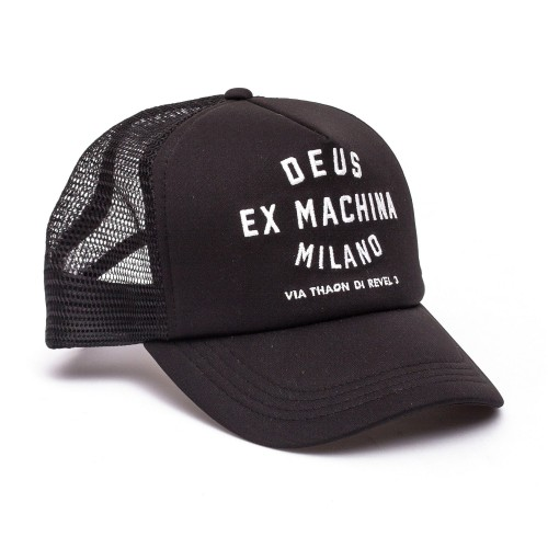 DEUS MILANO ADDRESS TRUCKER