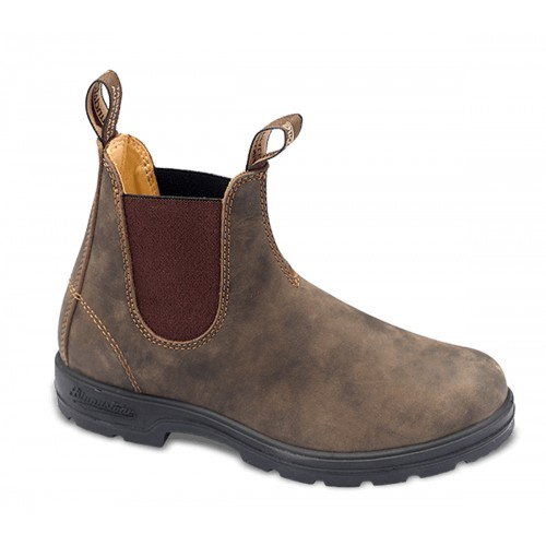 BLUNDSTONE ORIGINAL 585 BROWN BOOTS (BOTAS)