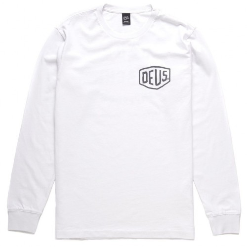 DEUS CAMPERDOWN LS TEE