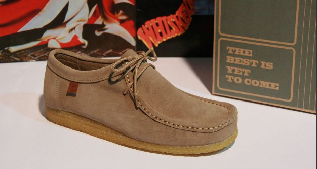 Kiowa - Rat Pack Dean Wallabee Beige